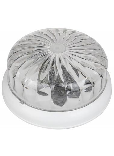 Modelight Mega Kristal Büyük Tavan Armatürü Beyaz